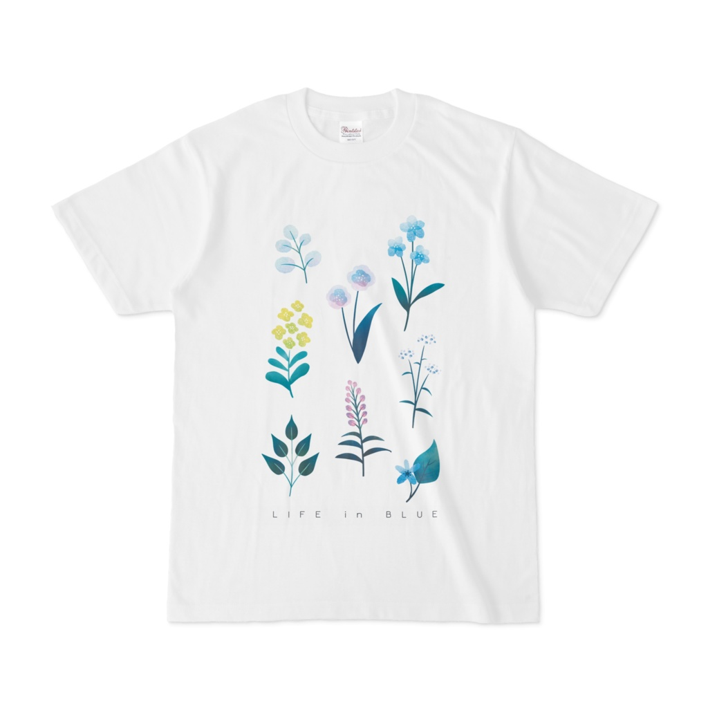 Tシャツ*植物採集