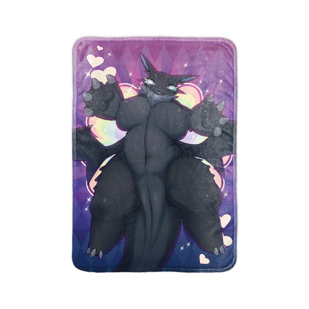 黒鮫竜 ビッグママブランケット