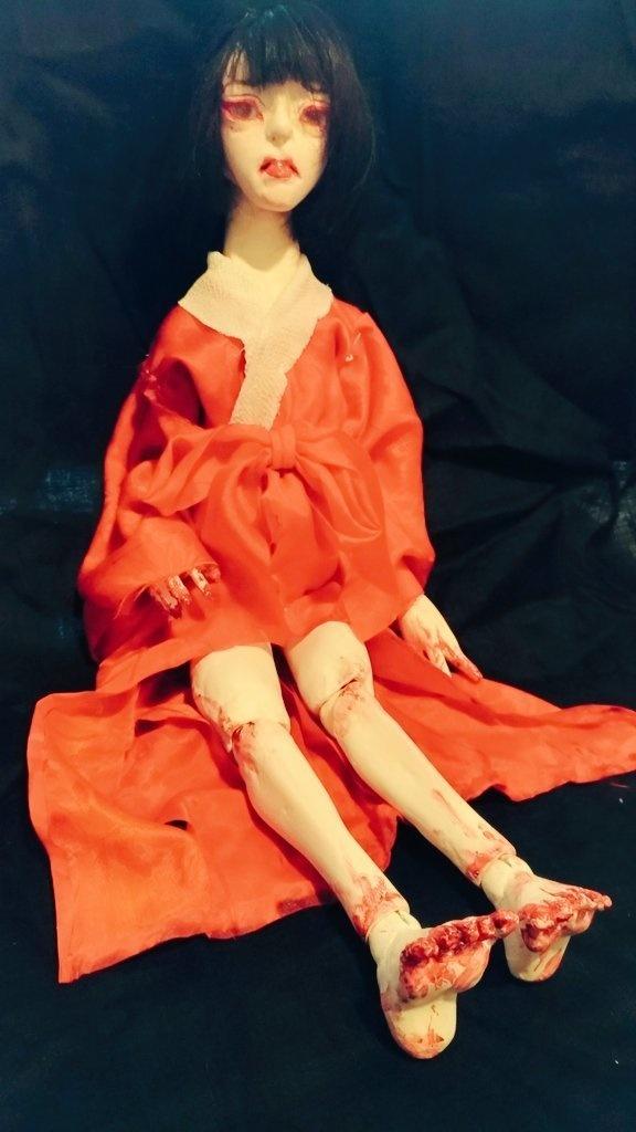 創作人形『ウズミビ』