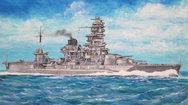 航空戦艦「伊勢」