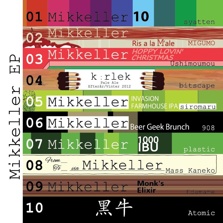 Mikkeller EP