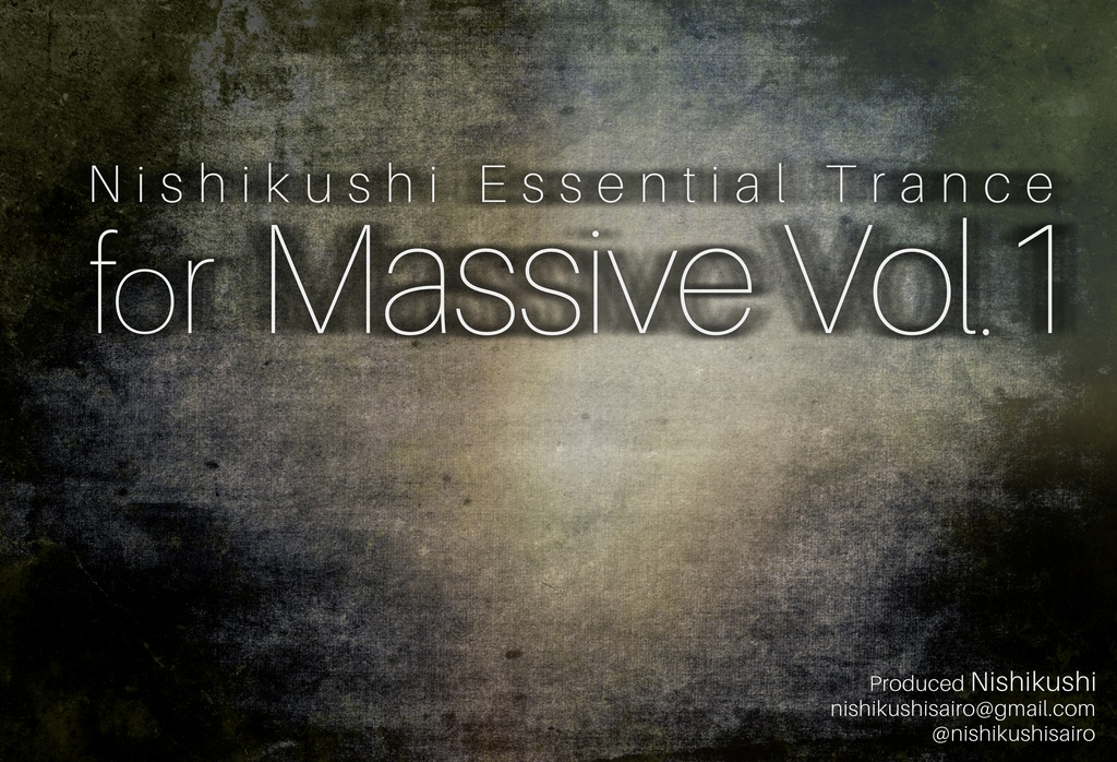 Nishikushi Essential Trance for Massive Vol.1