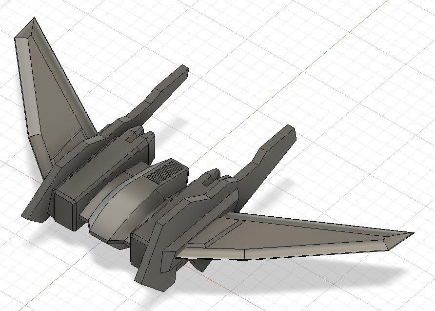 Fusion360をメガミデバイスの装備を作りながら覚える本(完成版)