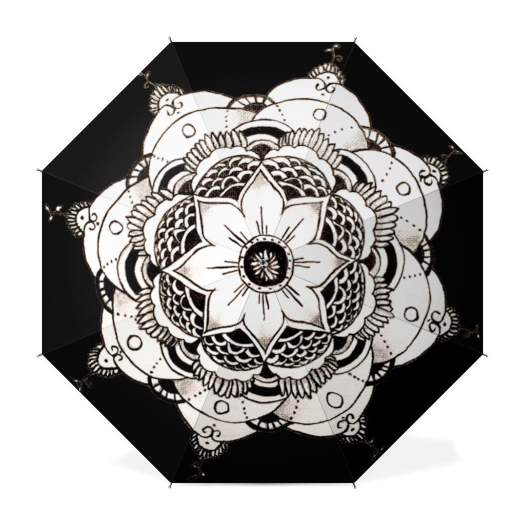 Artwork Mandala傘 #1