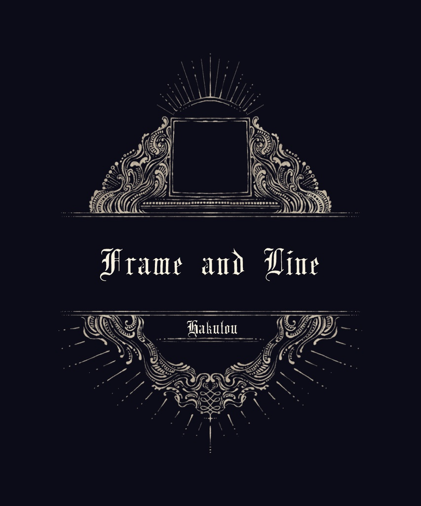 Frame and Line