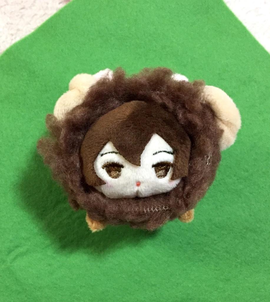 【受注生産】もちもちマスコットミニ用着ぐるみ・ひつじさん(ココア)羊 きぐるみ