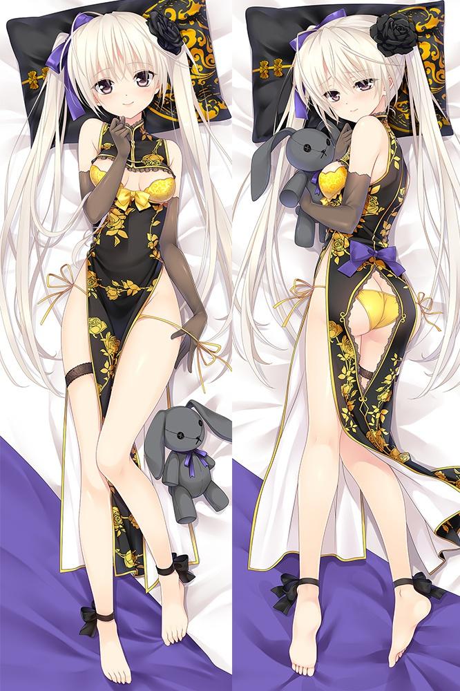ヨスガノソラ+春日野 穹 チャイナドレス姿 抱き枕カバー最新作「171128】