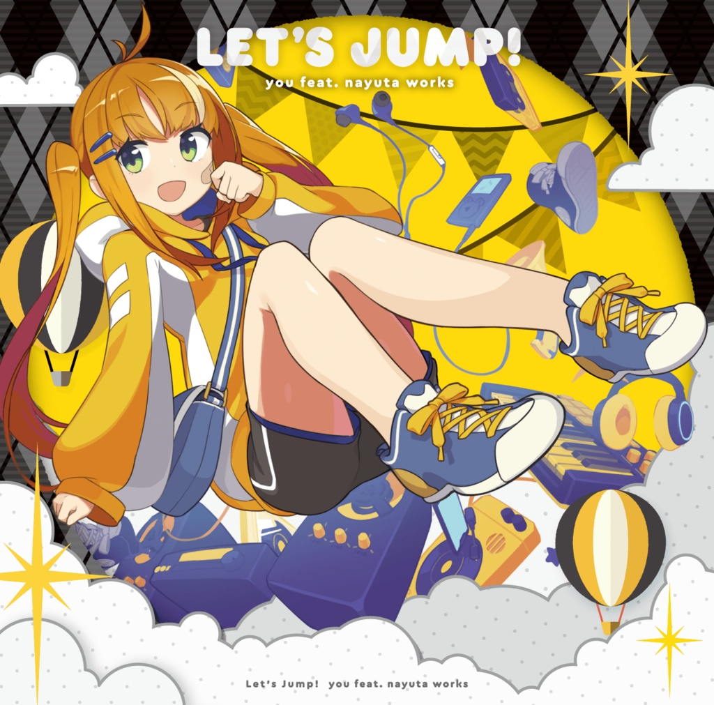 Let's Jump! - you feat. nayuta works -