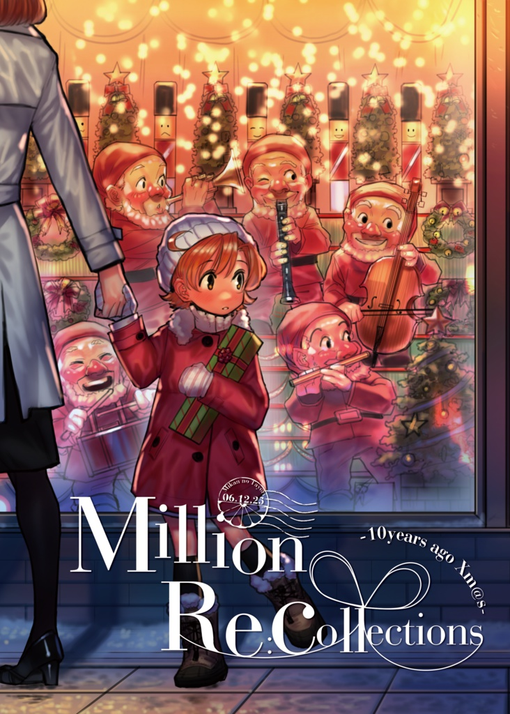 Million Re:collections -10 years ago Xm@s-