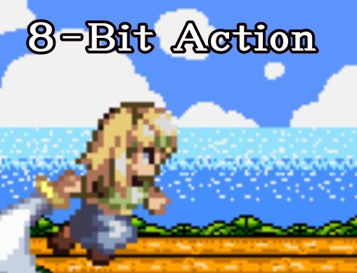 【BGM Pack】8-Bit Action