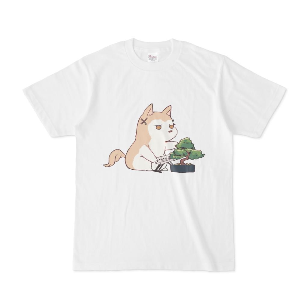 ちるふ Tシャツ(盆栽狼)