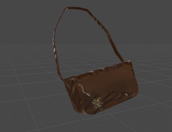 アンティークな鞄