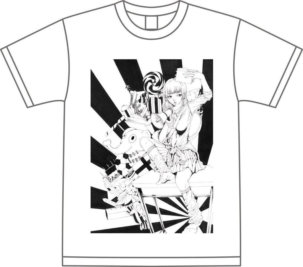 【通販限定商品】自己主張Tシャツ