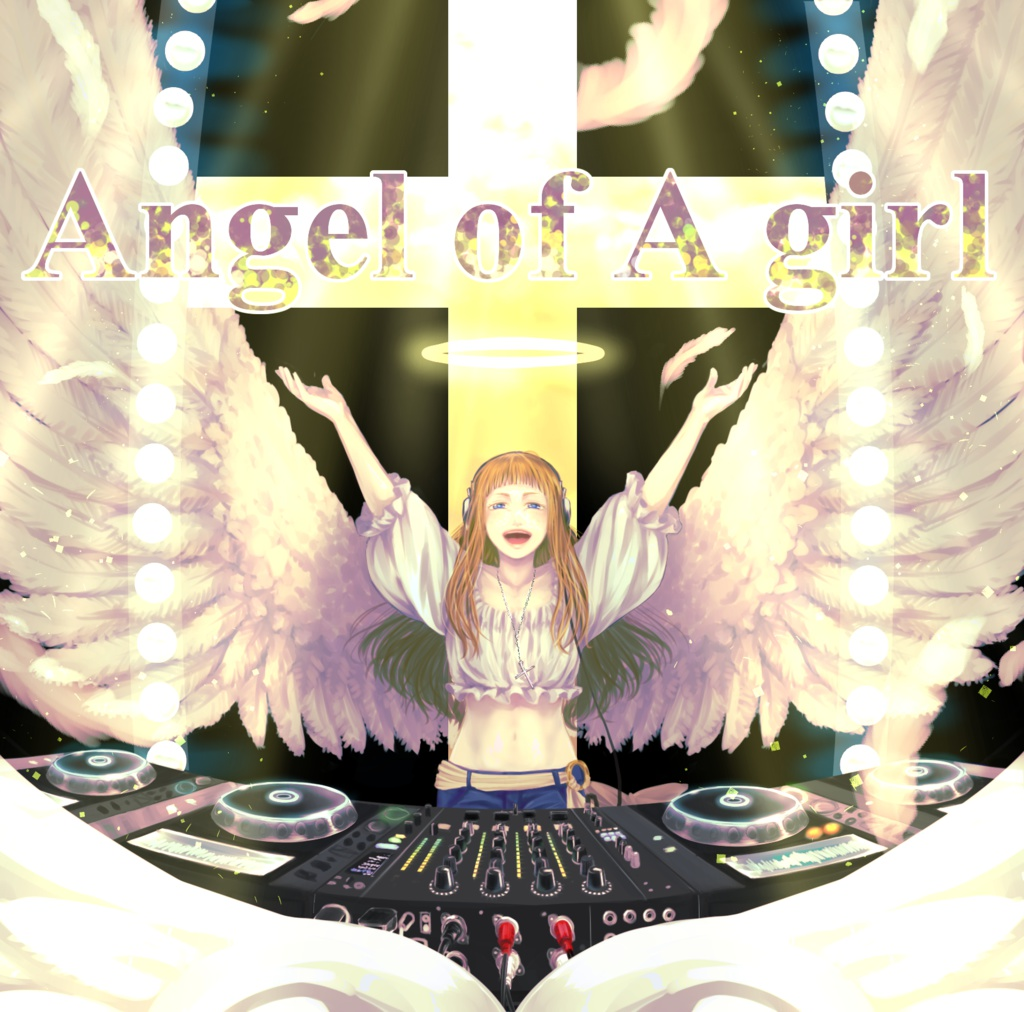 Angel of A girl