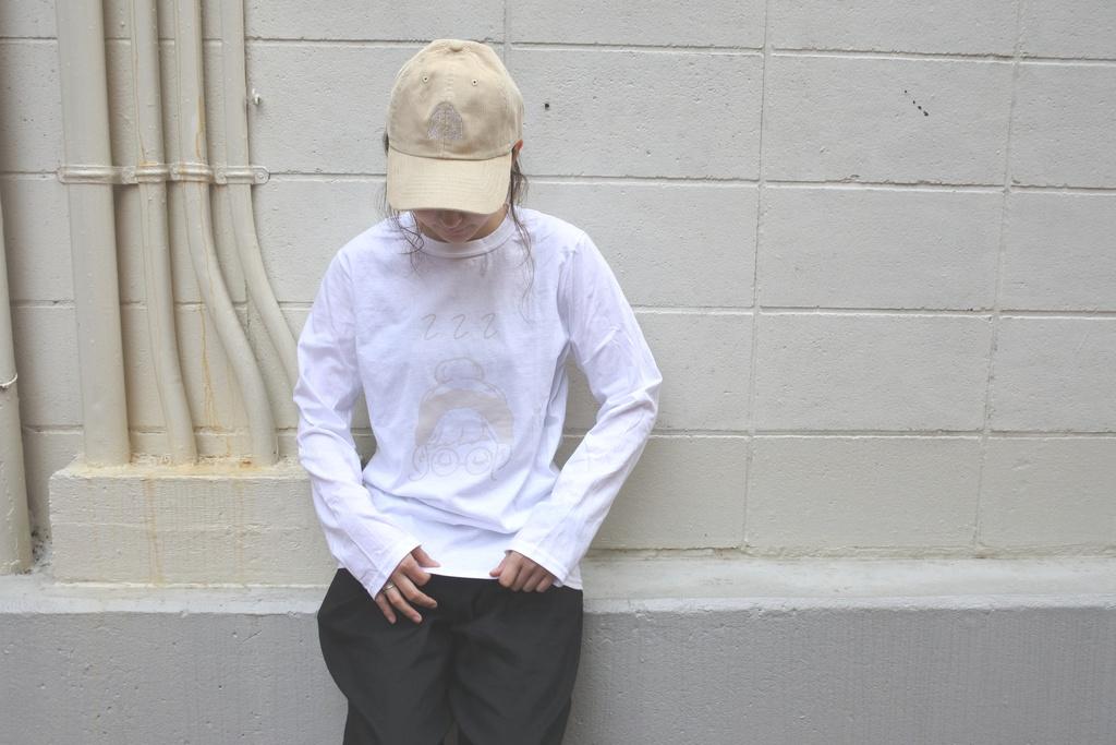 【長袖セール中】うたたねロングスリーブTシャツ