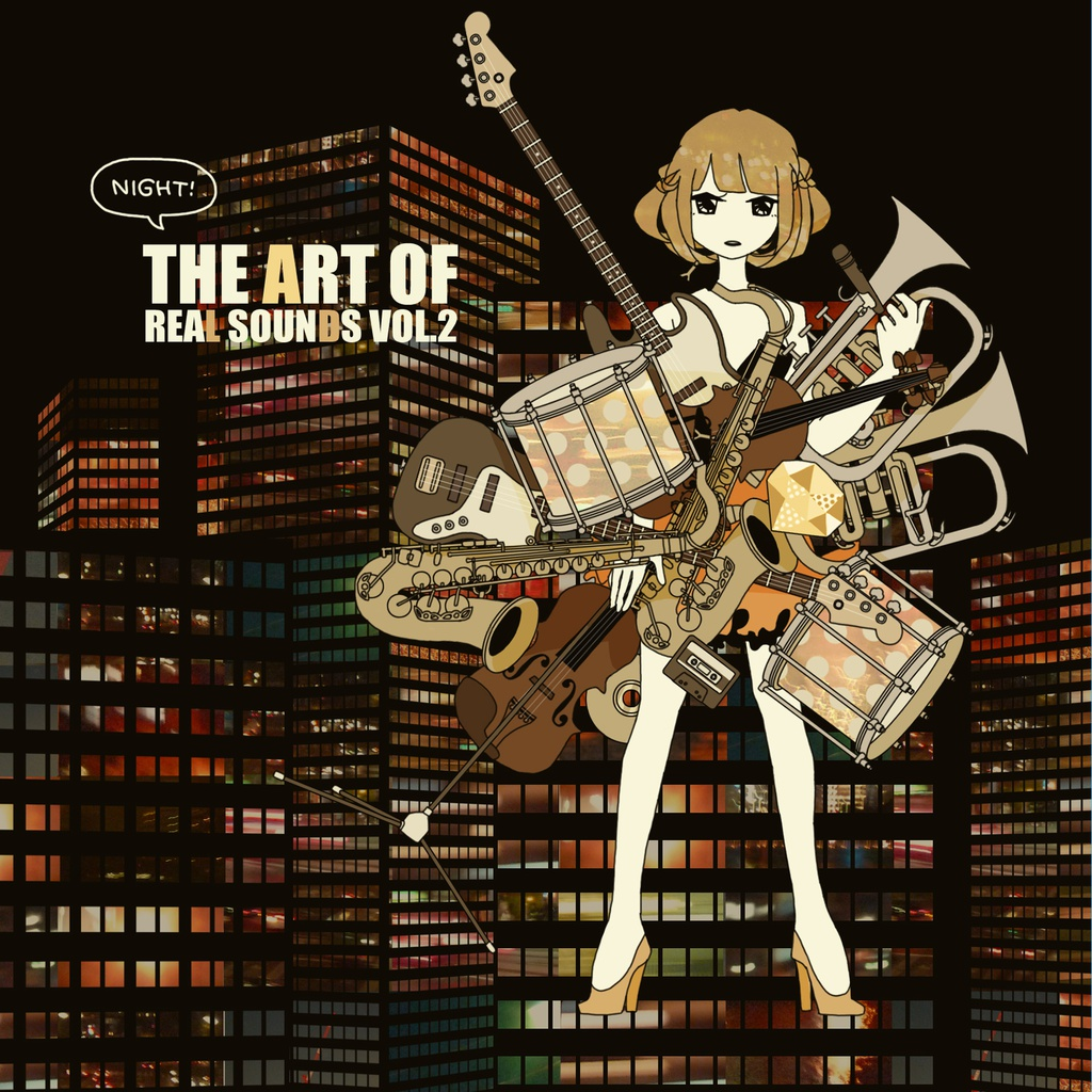 The Art Of Real Sounds vol.2