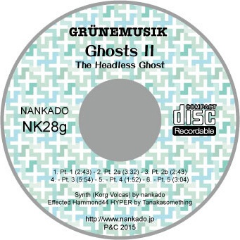 Ghosts II - The Headless Ghost