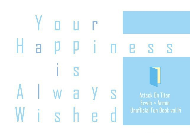 Your Happiness is Alway Wished