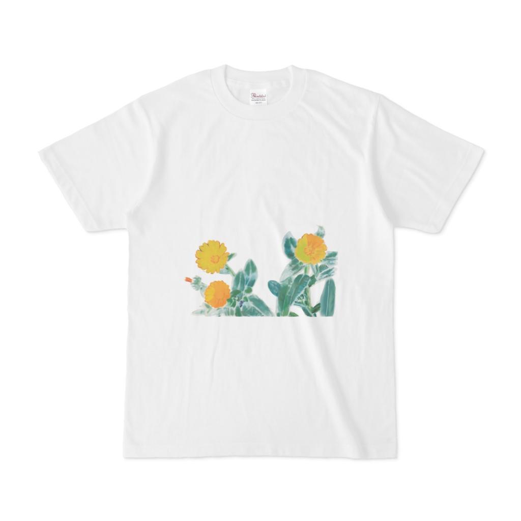 野草 ジシバリのtシャツ