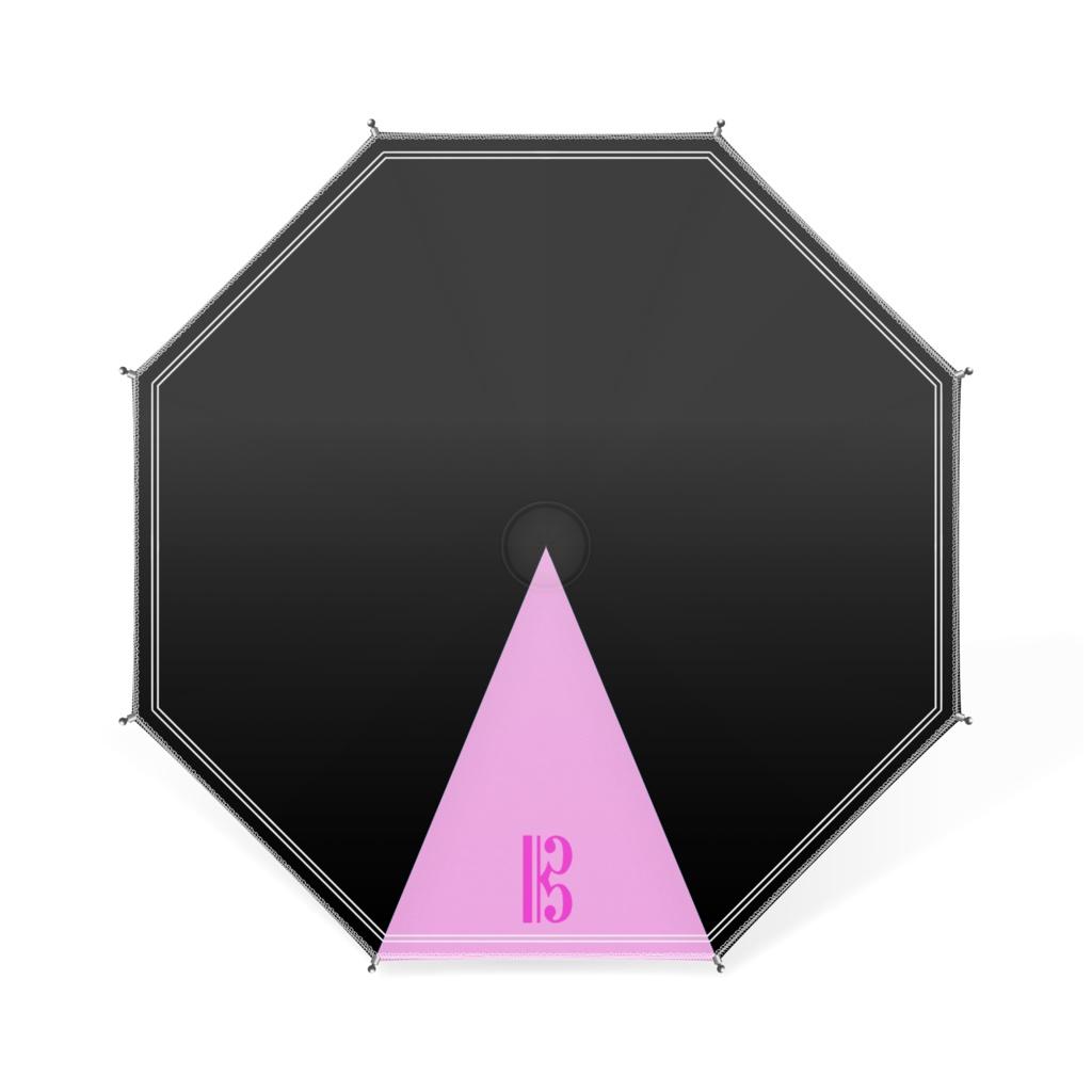 九条天イメージ卓上ミニ傘