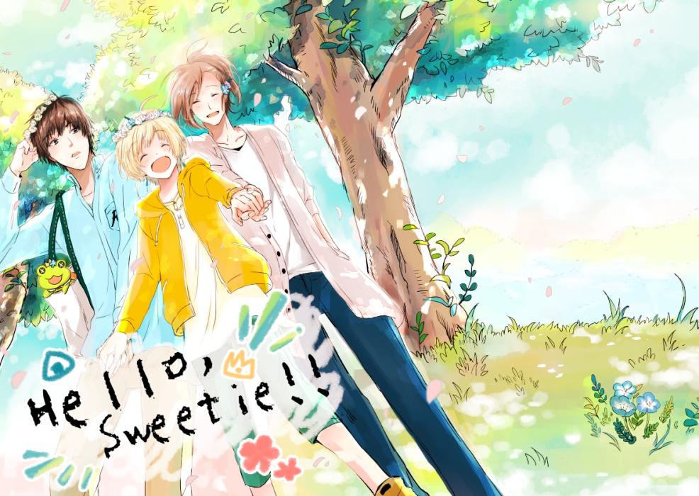 「Hello,Sweetie!!」