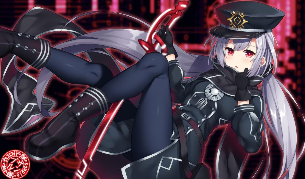 プレイマット 閃刀姫-ロゼ