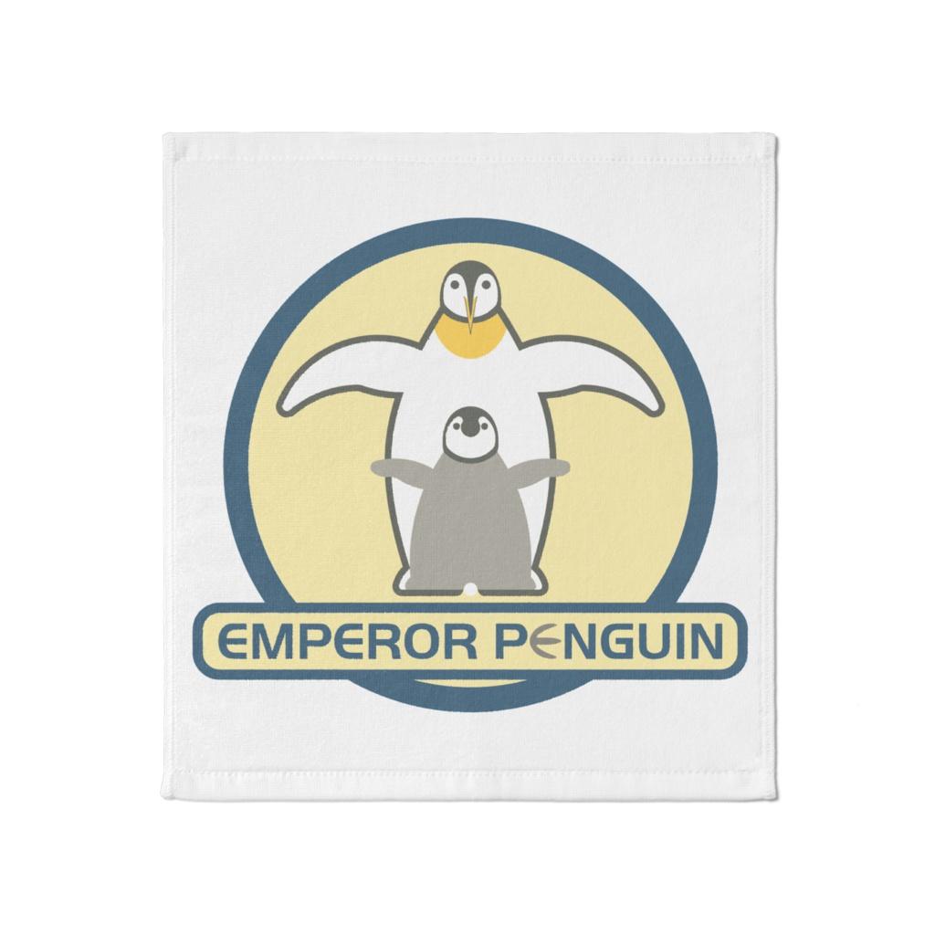 皇帝ペンギン タオル