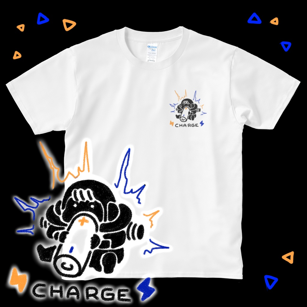 【APEX】感電ワットソンTシャツ