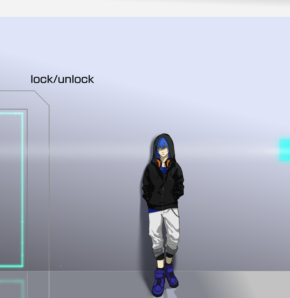 [ミズ蒼]lock/unlock