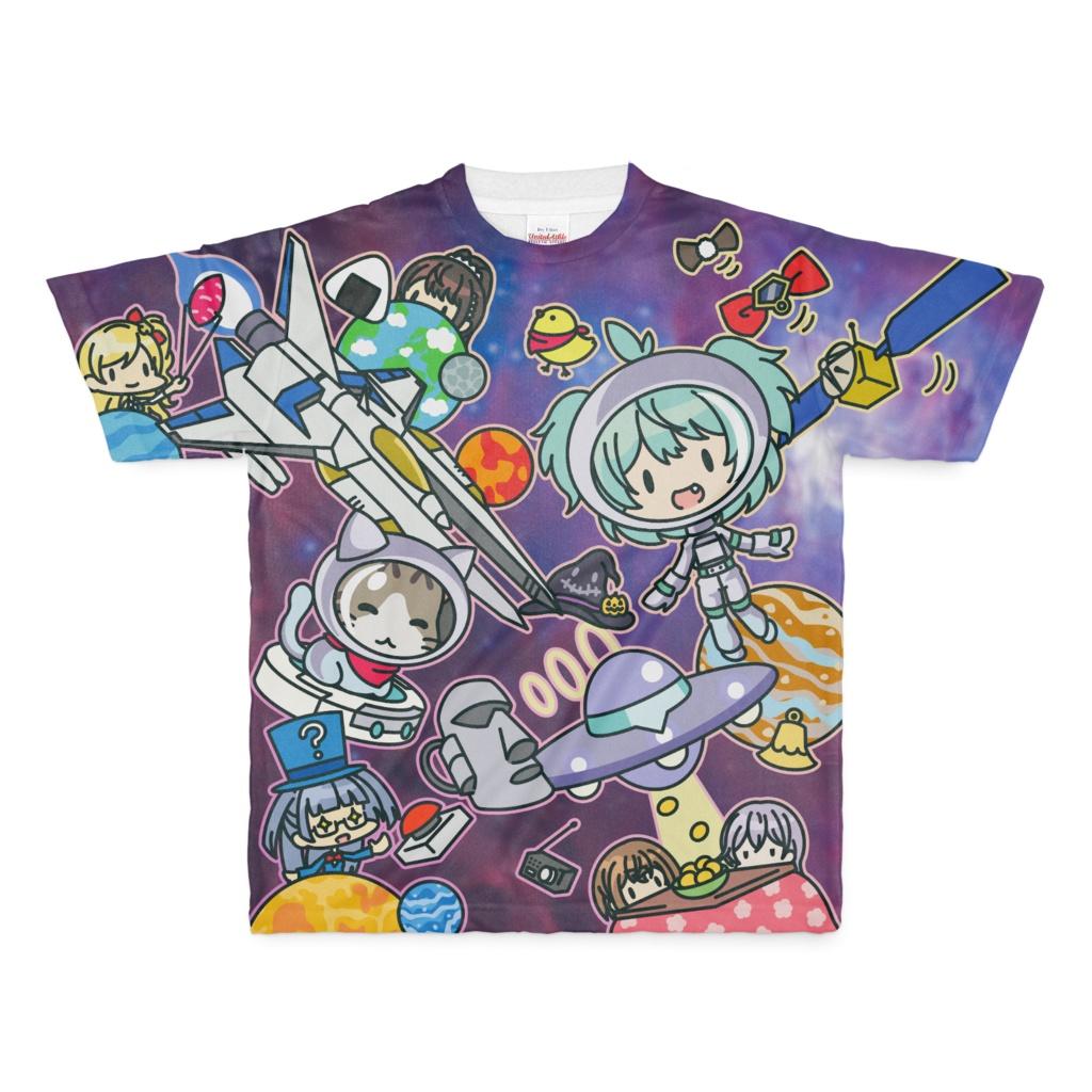 フィフネルの宇宙Tシャツ