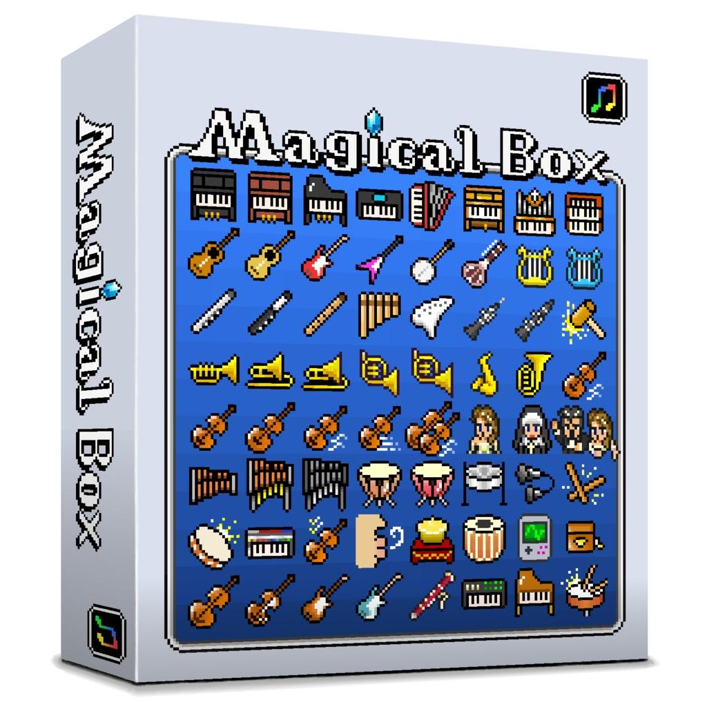 Magical Box for Kontakt