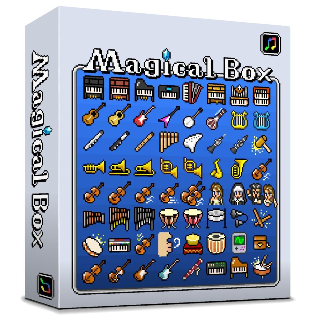 Magical Box v1.0 for Kontakt
