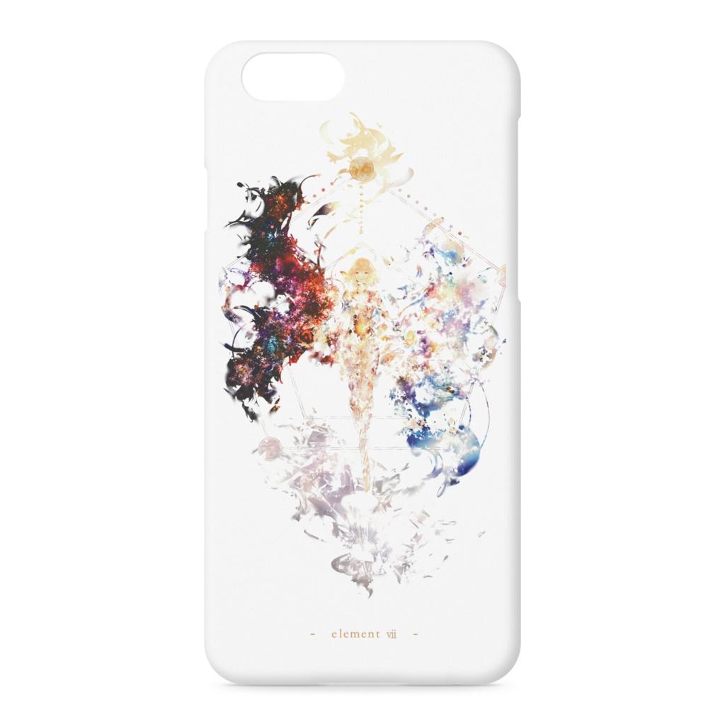 element ⅶ Iphone case