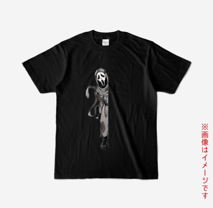 覗きゴスフェTシャツ