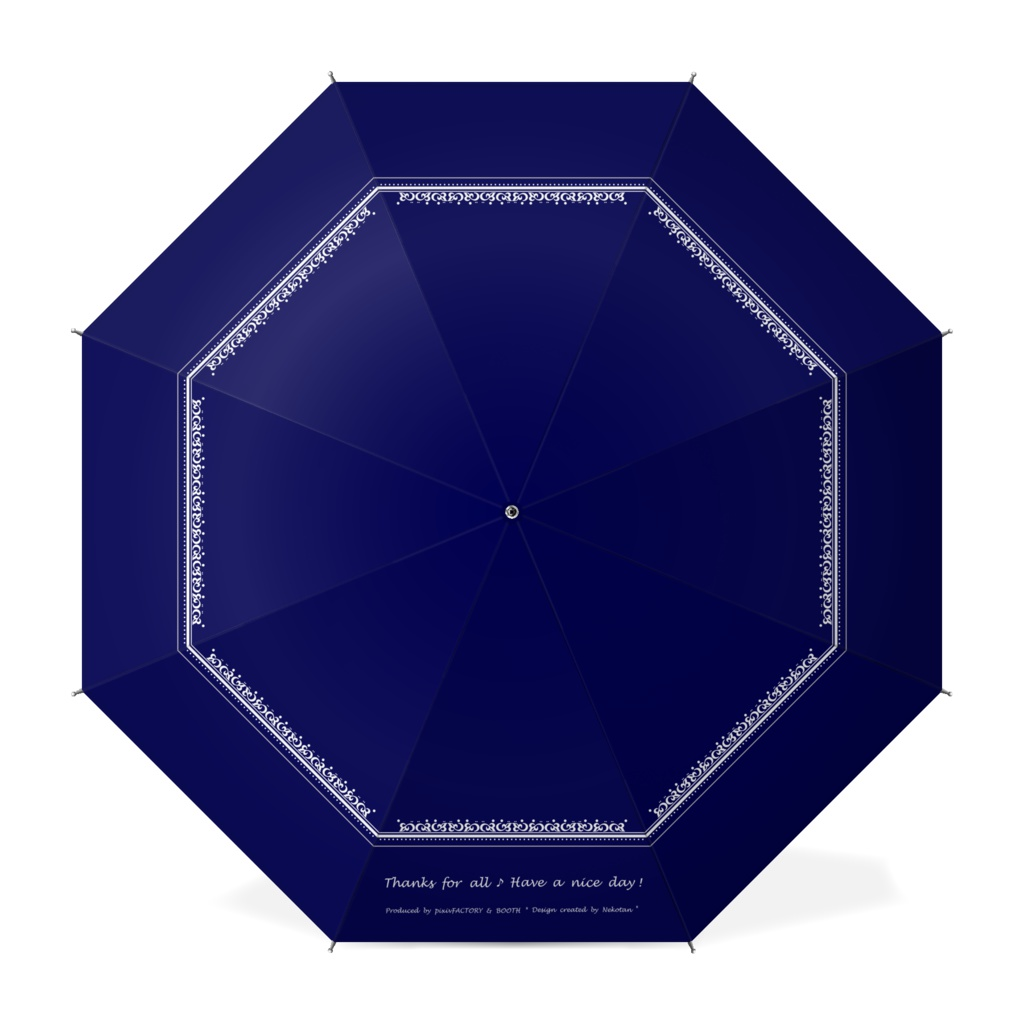 カラーセラピー 色彩療法 ホリスティック 光 音 周波数 すっきり スタイリッシュ 大人 シンプル 紳士 シック つる 紋様 Umbrella かさ 傘