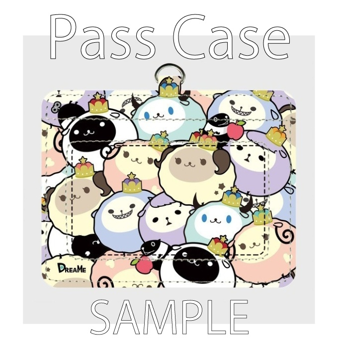 【パスケース】DREAME/受注生産