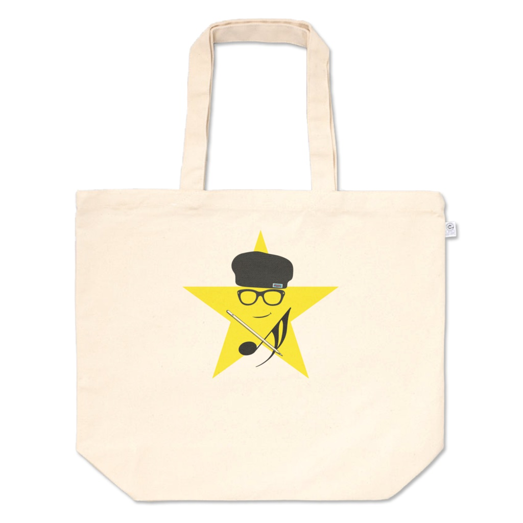 Logic RockStar  Original Icon  Tote Bag  One Star