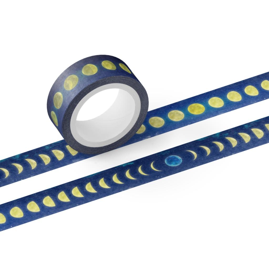月の暦テープ