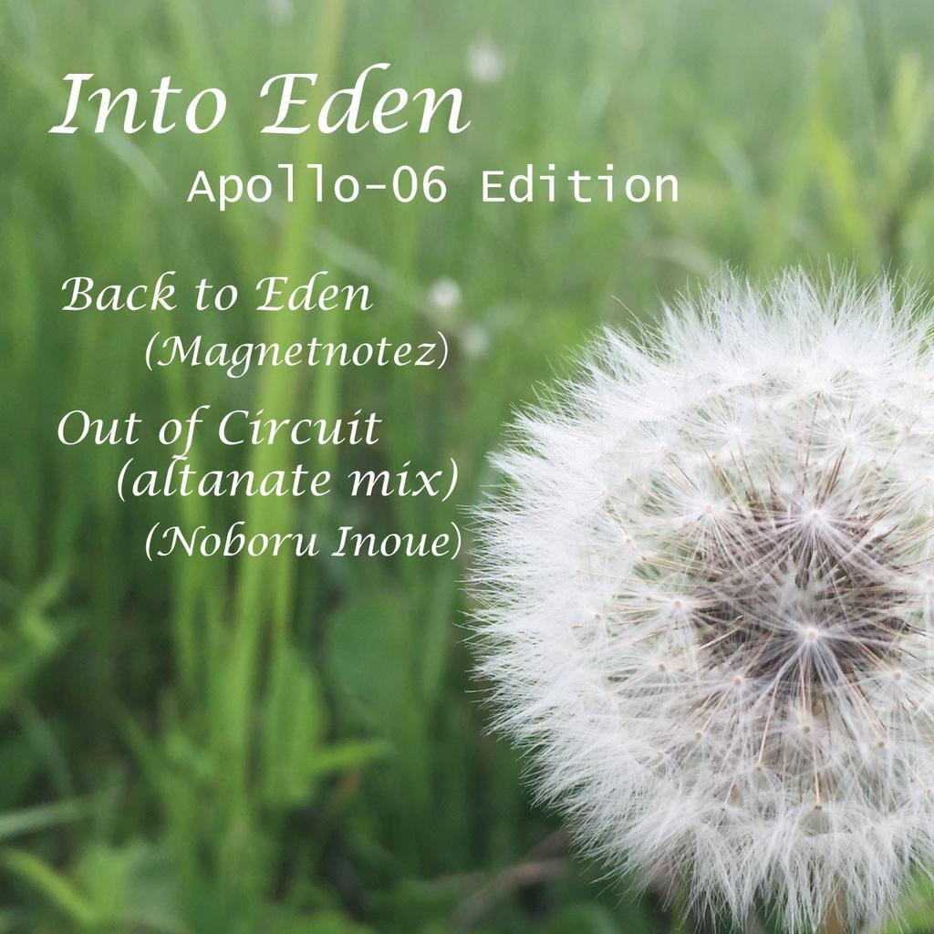 Into Eden  Apollo-06 Edition