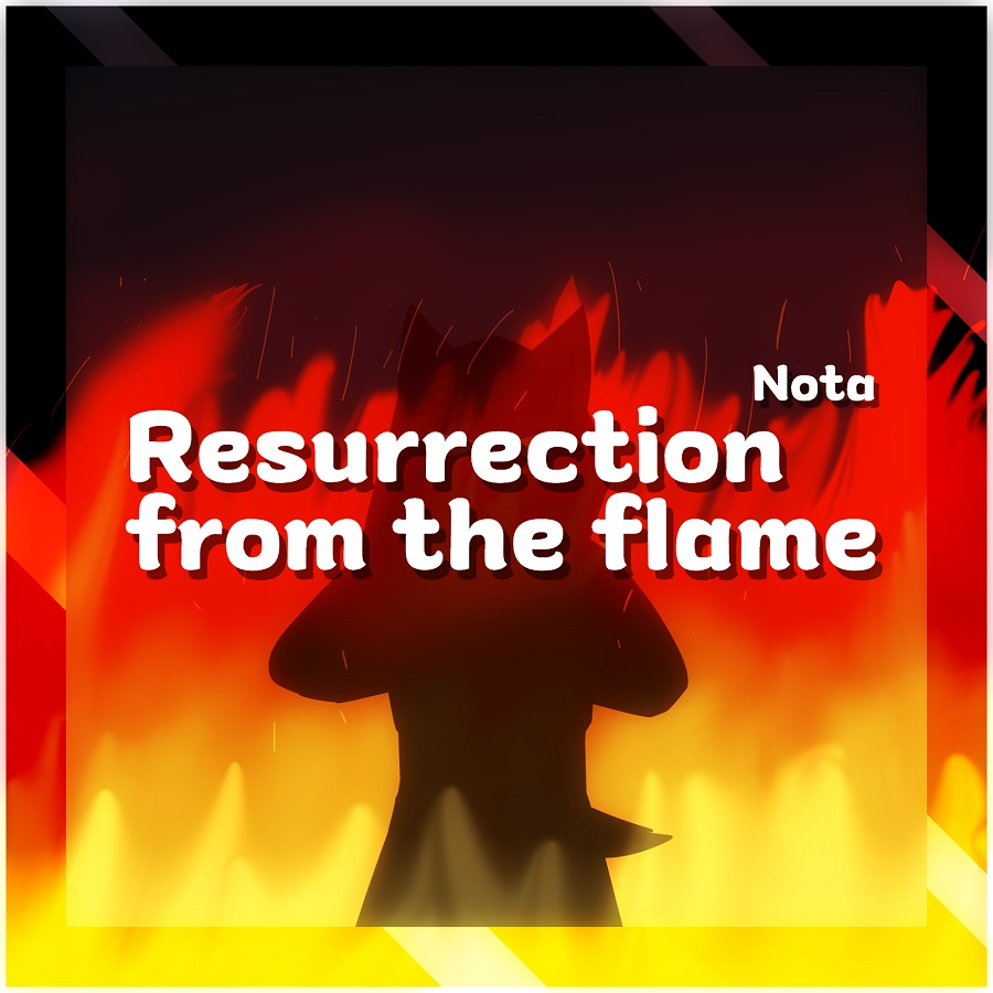 Resurrection from the flame