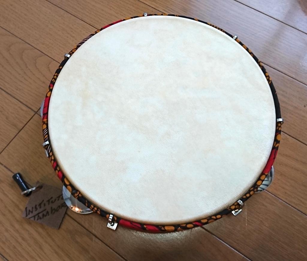 Pandeiro 茜色(Instituto tambor)