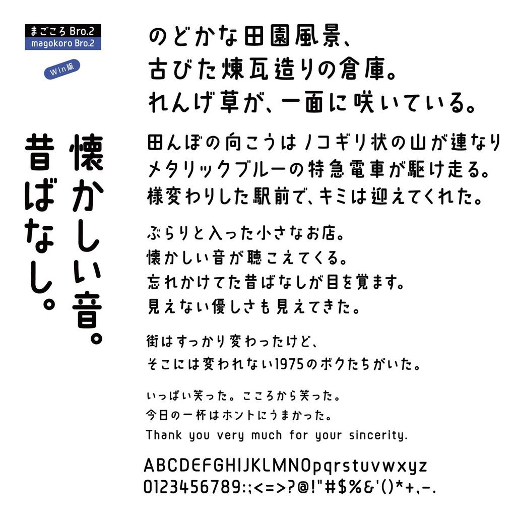 DSまごころBro.2 Win版