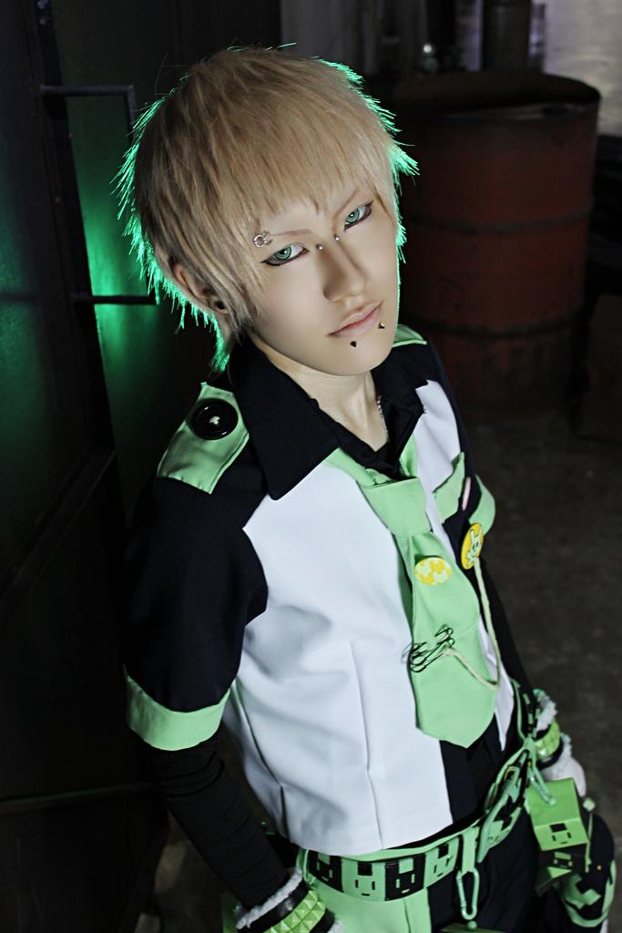 【DMMd写真集】limegreen