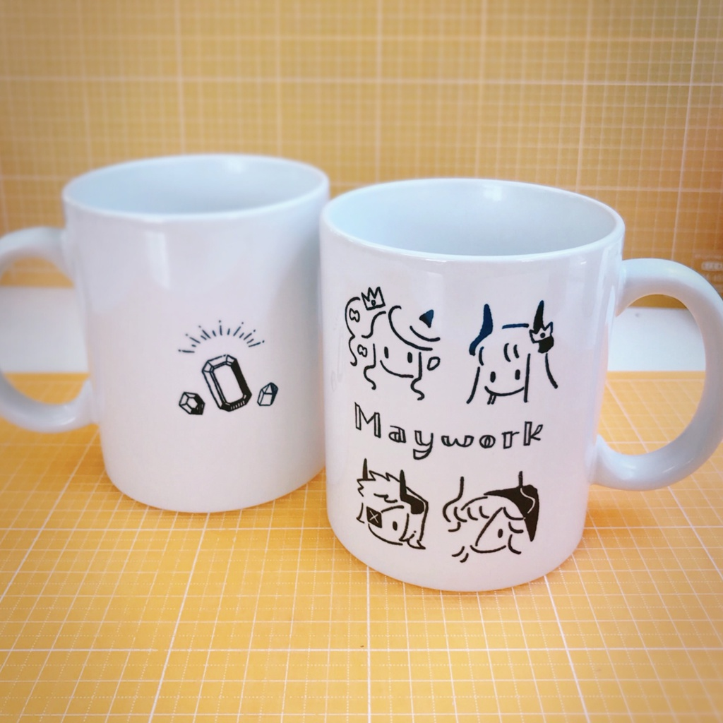 SUSHI-マグカップ