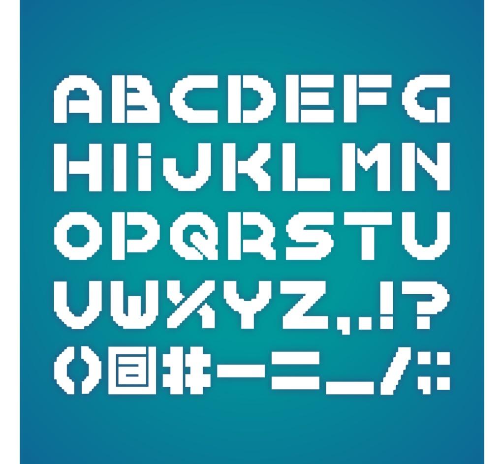 kubotaka-Alphabet