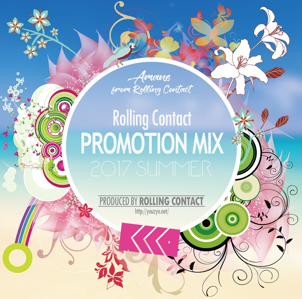 [BOOTH限定] Rolling Contact Promotion Mix 2017