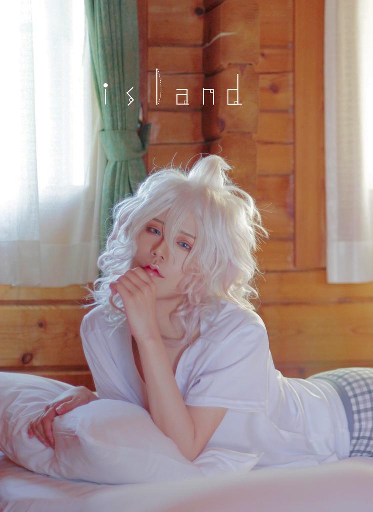 狛枝凪斗写真集「Island」