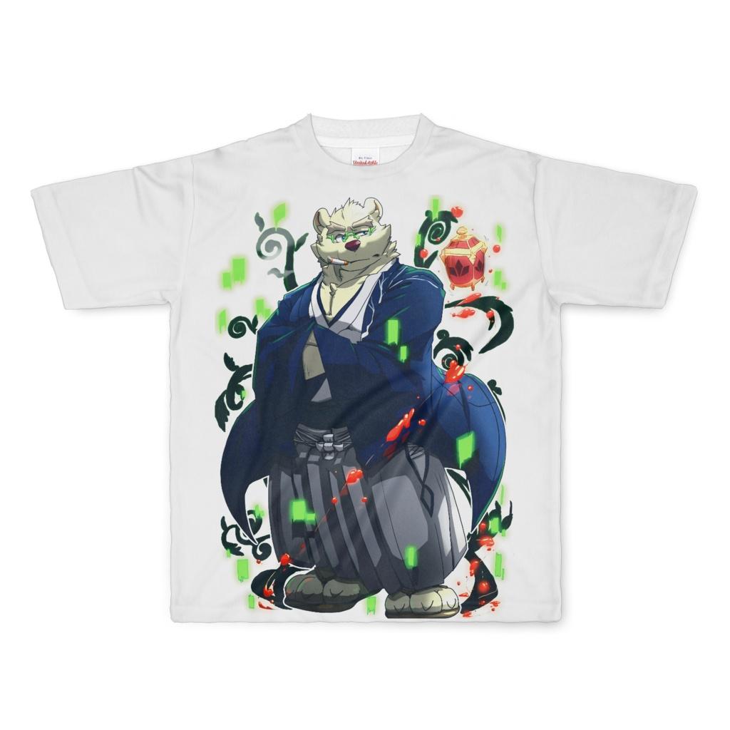 レイヴ先輩フルグラTシャツ