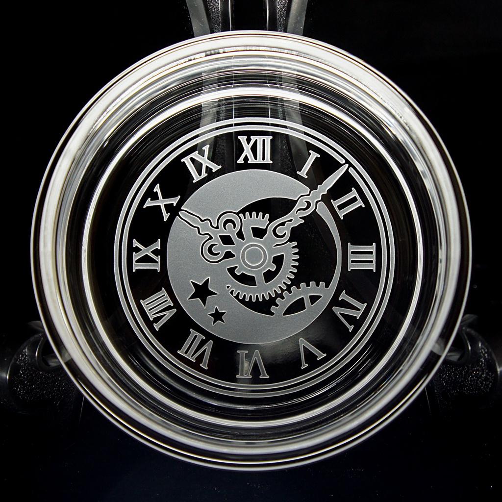 東方ガラストレイ 月時計