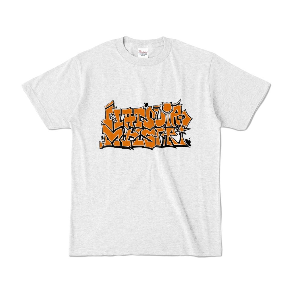 夏色まつり 誕生日記念Tシャツ LOGO(ホワイトアッシュ)